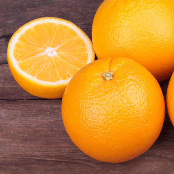 en eller ett apelsin